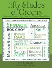 Order the greens cookbook today!